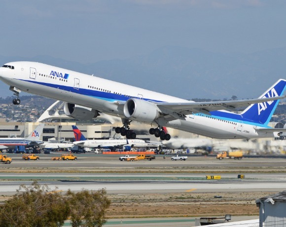 Japanese traffic growth bodes well for ANA