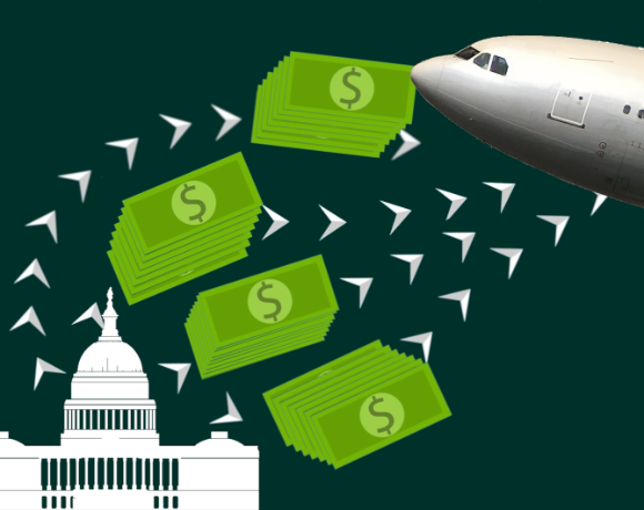 Covid-19 bailouts: State support for airlines approaches $100 billion
