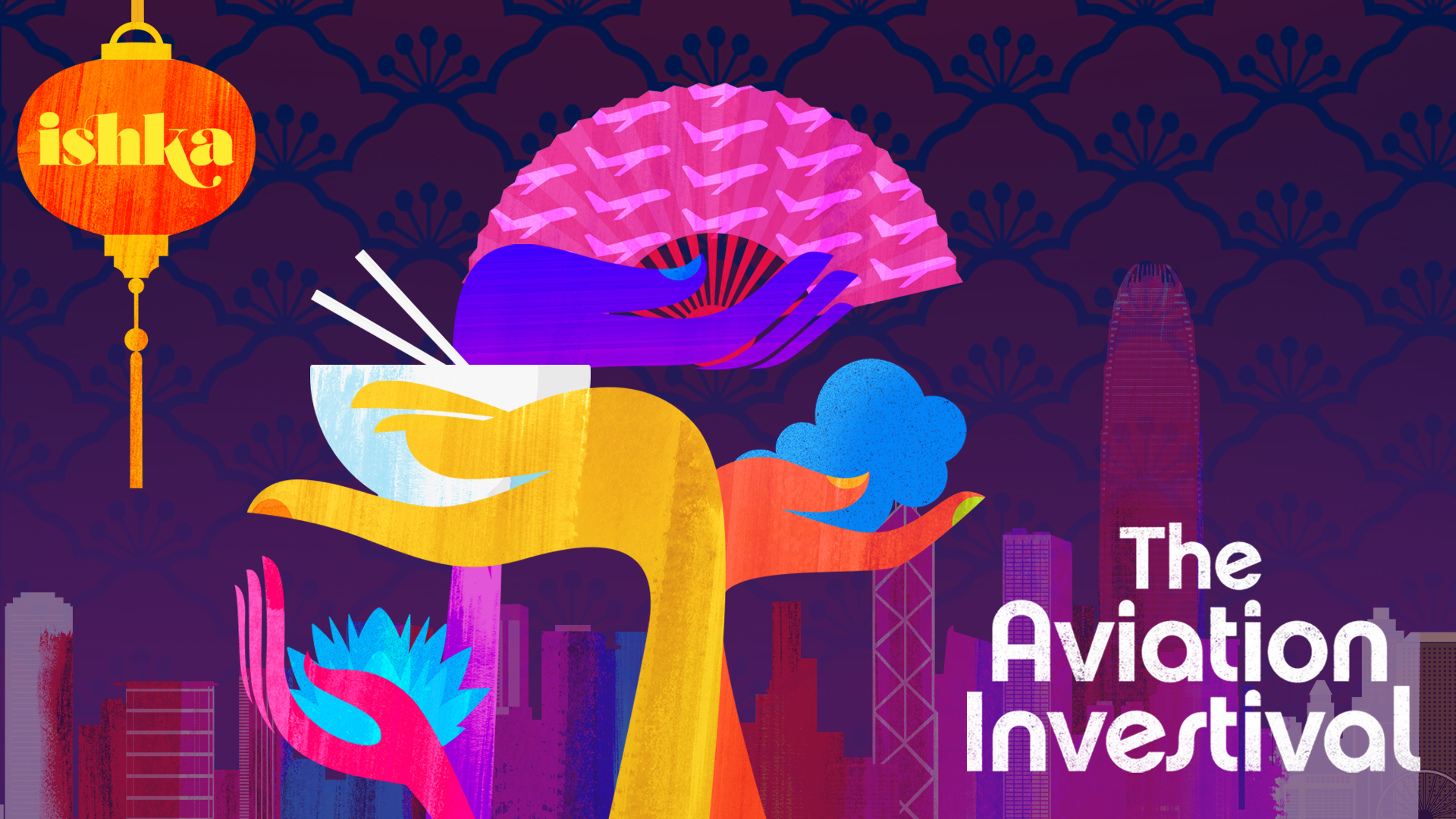 THE AVIATION INVESTIVAL: HONG KONG
