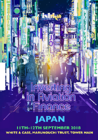 Investing in Aviation Finance : Japan - 航空機ファイナンス投資マスタークラス