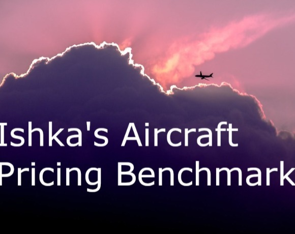 Ishka's Aircraft Pricing Benchmark: Twin-aisles, a battered market, with few green shoots