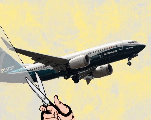 Boeing cuts output as lessors trim quarter of 737 MAX orders